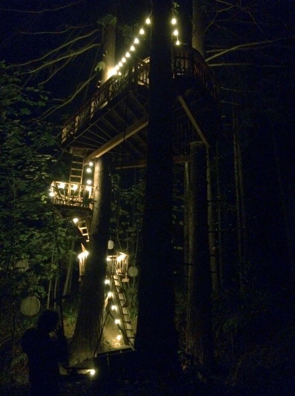 Blind Date mit einem Baumhaus