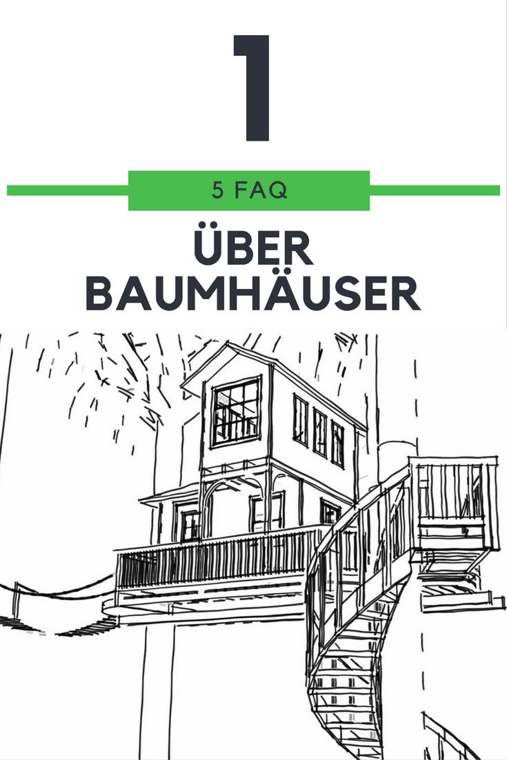 FAQ #1 –Was ihr schon immer über Baumhäuser wissen wollt