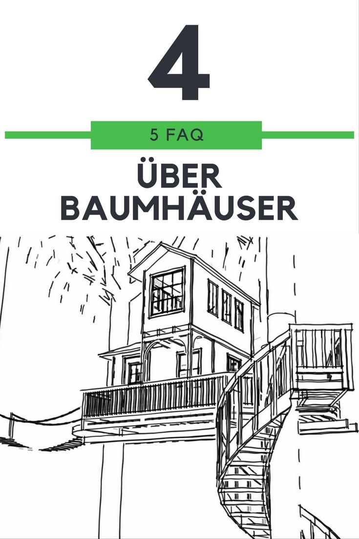 FAQ #4 – Infos rund ums Baumhaus