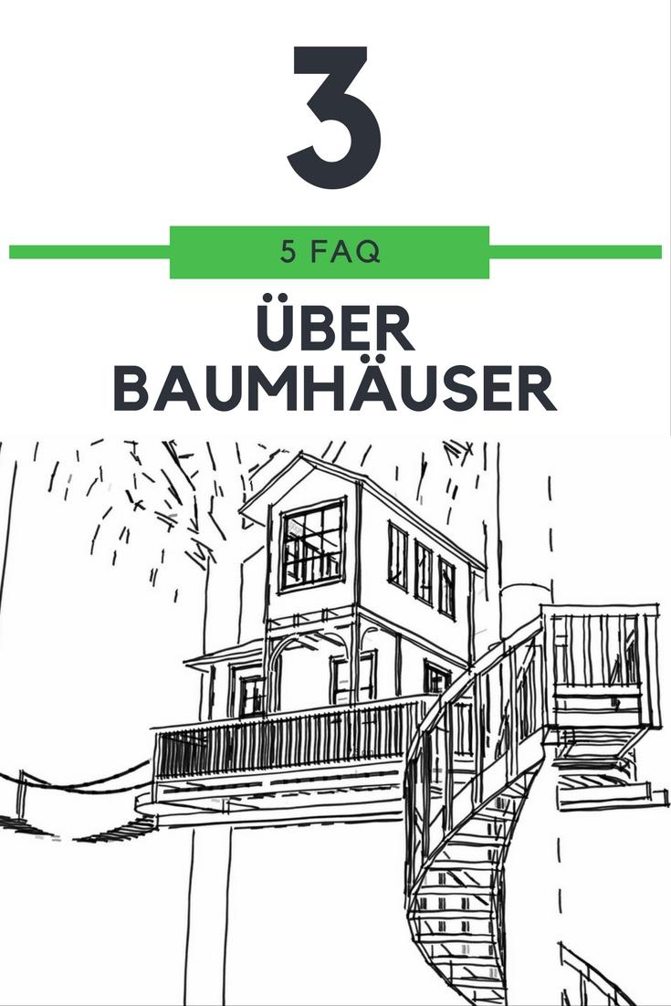 FAQ #3 – Was ihr über Baumhäuser wissen wollt
