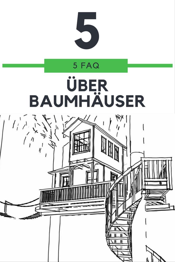 FAQ 5# –Infos rund um den BaumhausBAUM