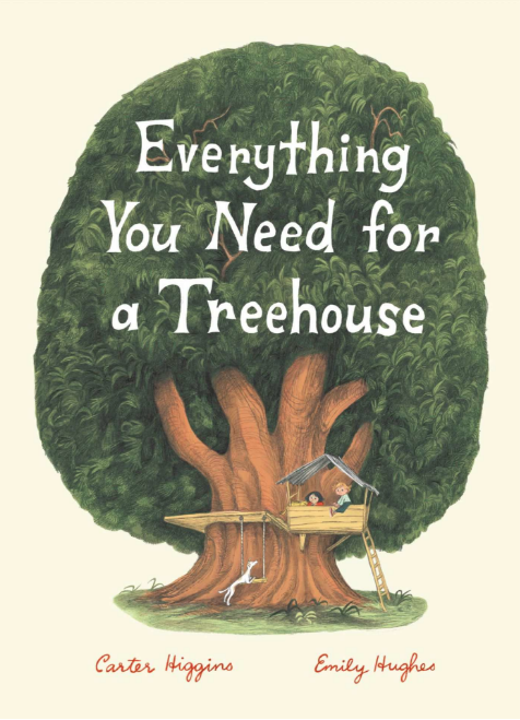 Kinderbuch: Alles, was du für ein Baumhaus brauchst